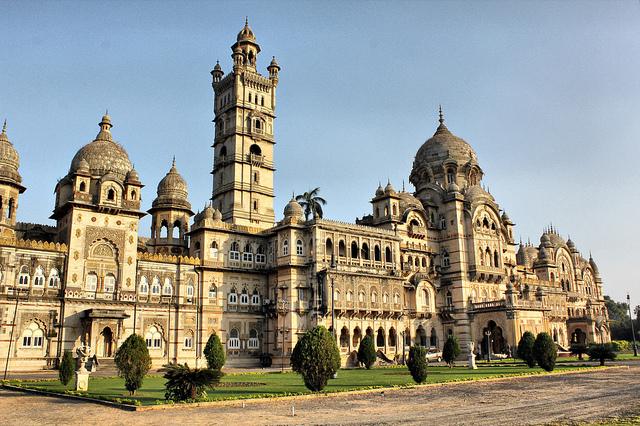 Laxmi Vilas Palace, Vadodara, Gujarat