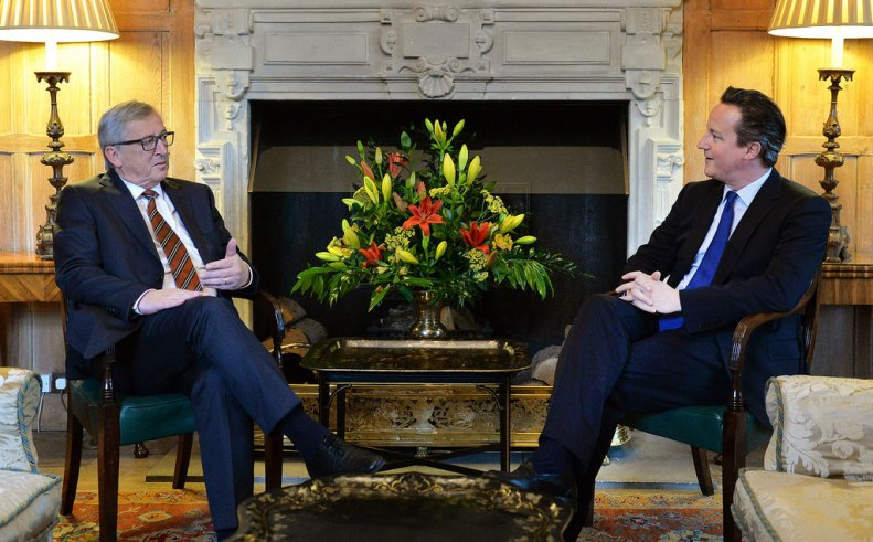 David Cameron is trying to renegotiate the UK's role in the EU.