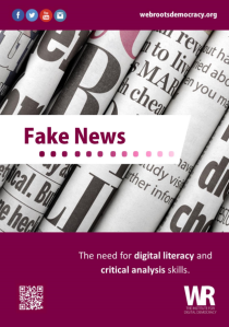 Fake News cover