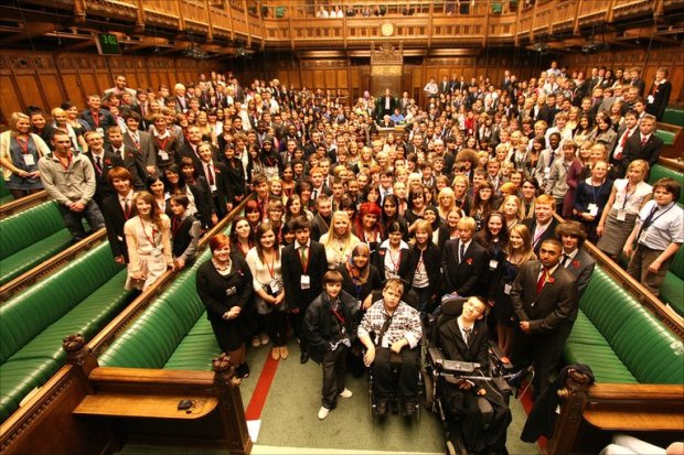 uk youth parliament