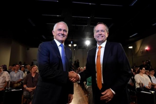 turnbull shorten