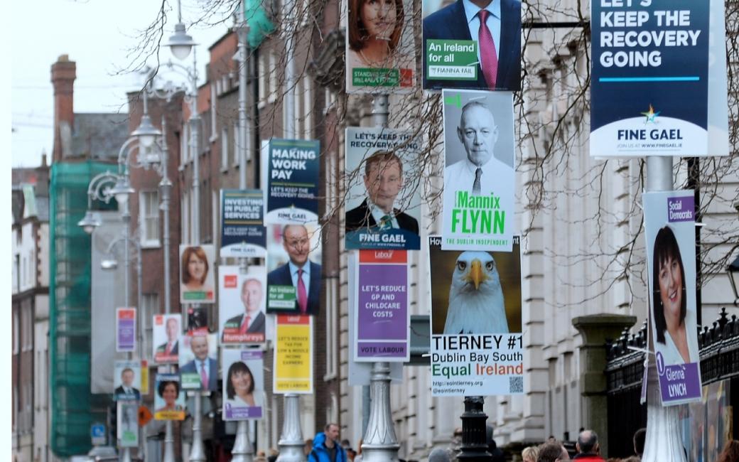 irish election