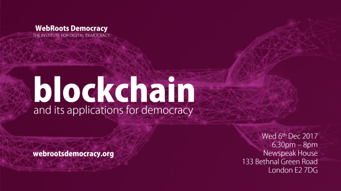Blockchain event photo