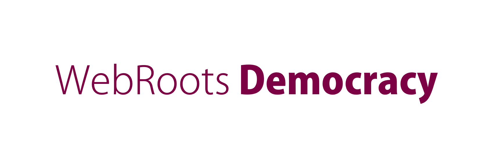 WebRoots Democracy