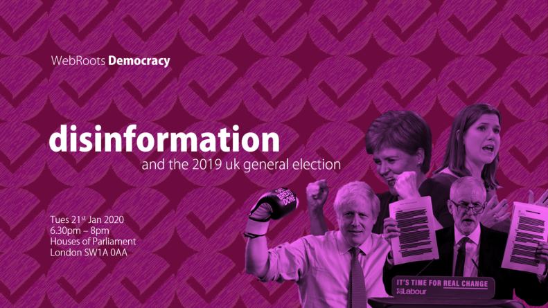 Disinformation event image